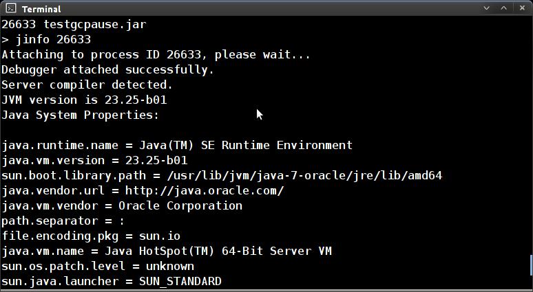 JVM Diagnostic tools